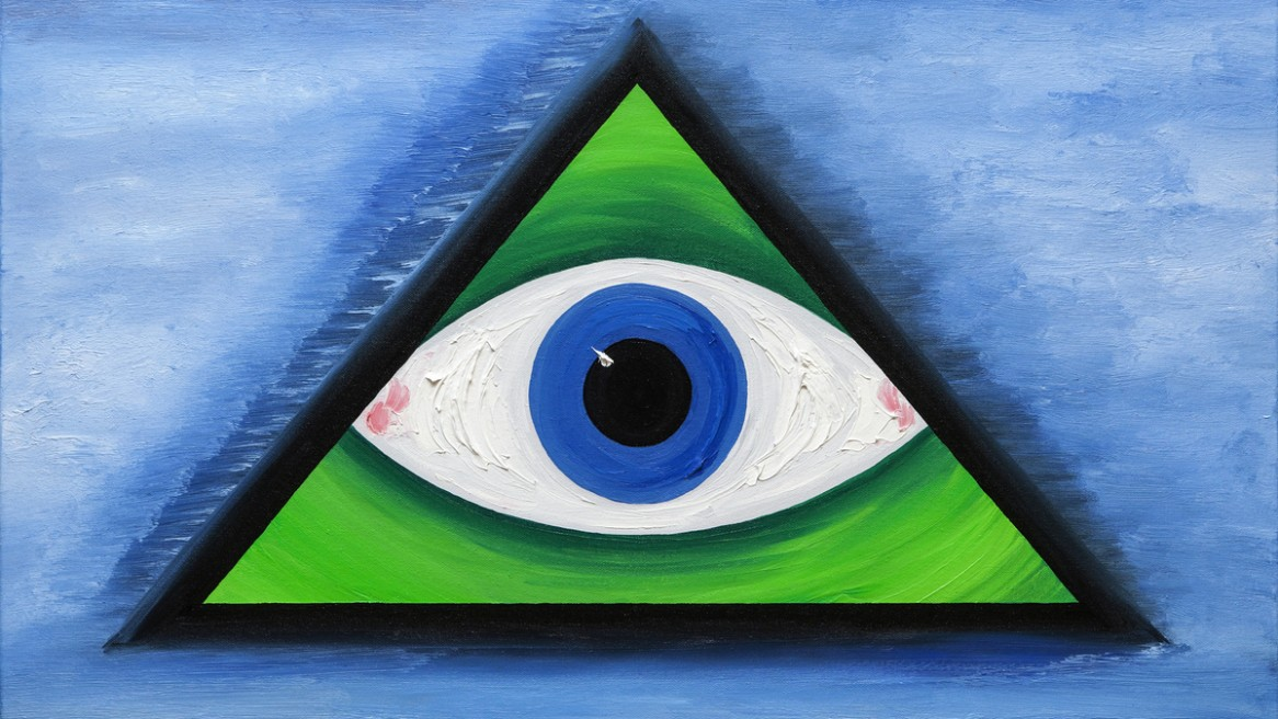 The all-seeing eye, 2015